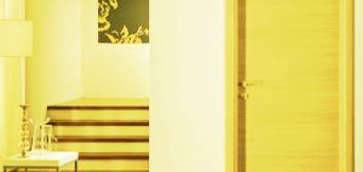 puertas de melamina
