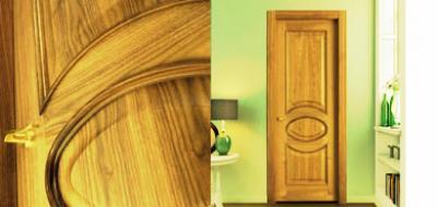 puertas interior clásicas